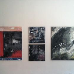 4 målningar
