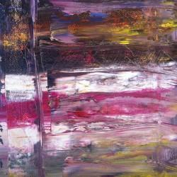 Abstrakt 2, 2013, olja