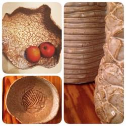 Keramik av Anna Forsberg